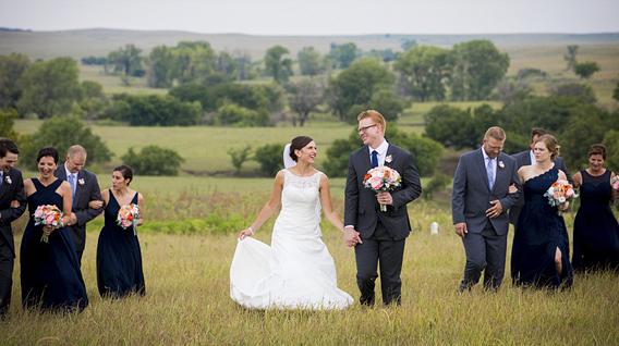 Clover Cliff Ranch Weddings
