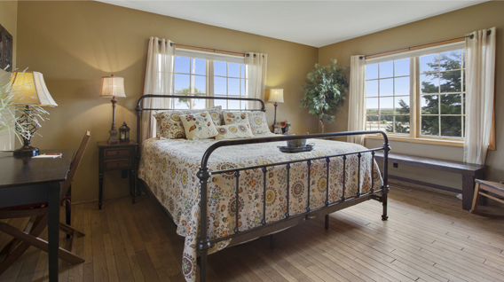Tour our B&B Rooms